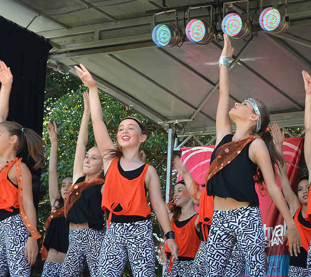 Festival of Mosman 2015 - Concert in the Park