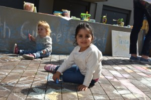 Festival of Mosman - Talk and Chalk - Children
